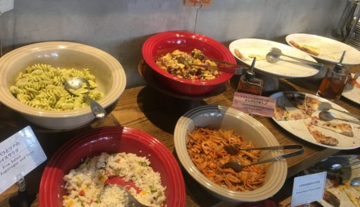 [仙台駅周辺おすすめランチ]ピザ食い放題のサルヴァトーレで3食分食らう